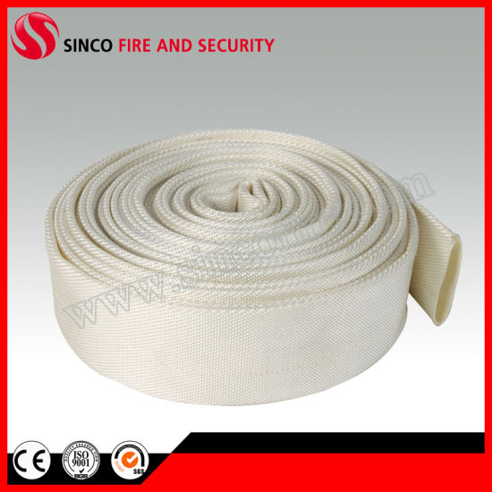 2 Inch Single Jacket Fire Hose PVC Lining for Sale