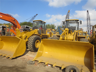 Caterpillar 966H Wheel Loaders From Shanghai East Focus Machinery Co., Ltd