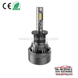 Compact globle H3 car LED Headlight Bulb