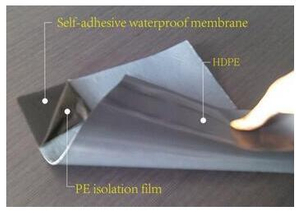 Waterproof Membrane Self Adhesive (both stick)