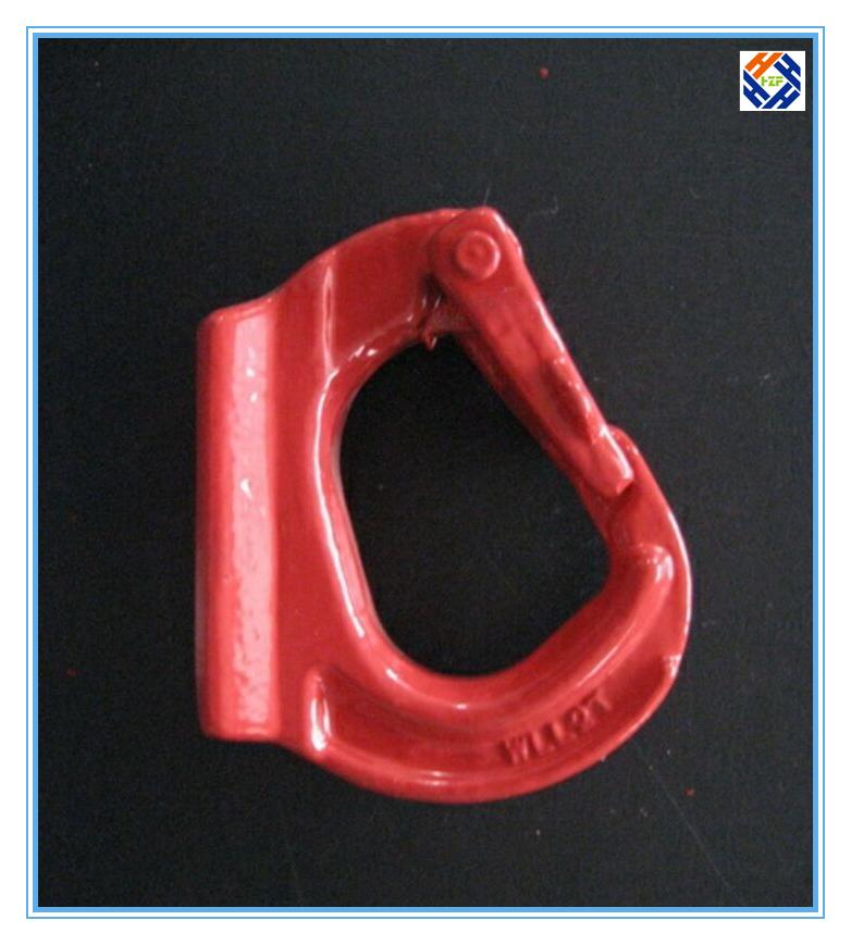 weld-on lifting hook