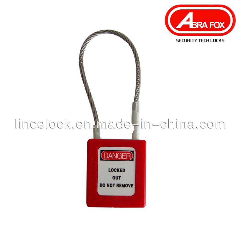 Plastic Safety Lockout Padlock (616)