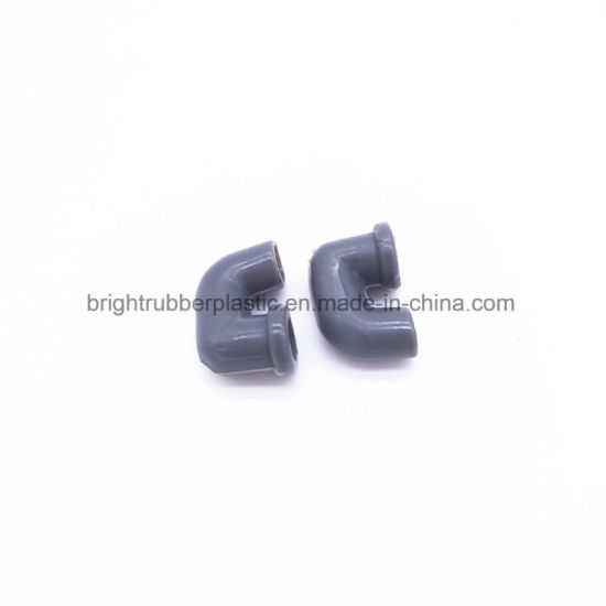 Customized Small Size Bend Silicone Tube