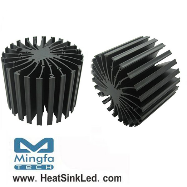 EtraLED-GE-11080 for GE lighting Modular Passive LED Cooler Φ110mm
