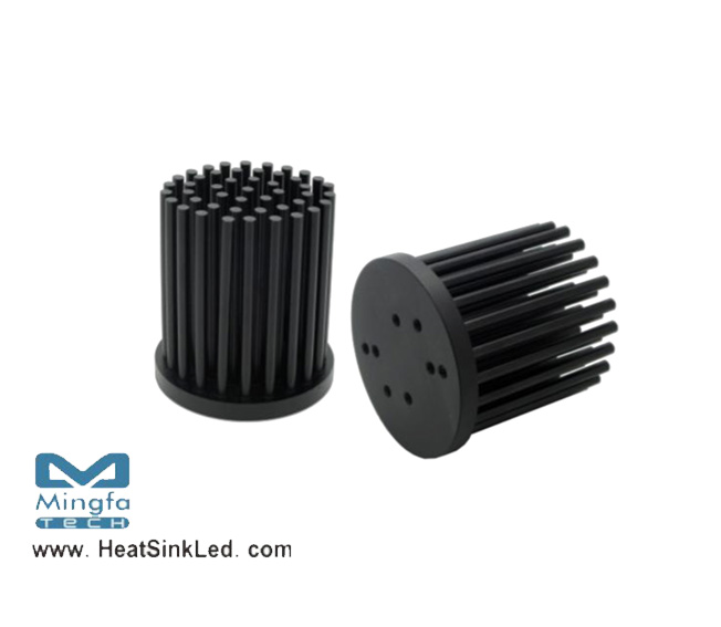 GooLED-NIC-4850 Pin Fin Heat Sink Φ48mm for Nichia