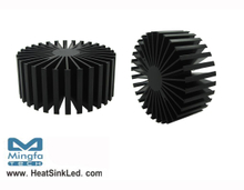 SimpoLED-PRO-11750 for Prolight Modular Passive LED Cooler Φ117mm