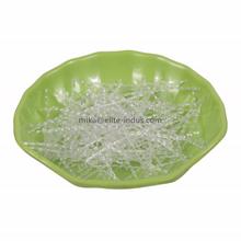 Copolymer Polypropylene Macro Synthetic Fiber Wave For Shotcrete