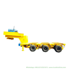 Heavy Duty Self Propelled Modular Trailer (100T - 200T SPMT Power Dolly Trailer)
