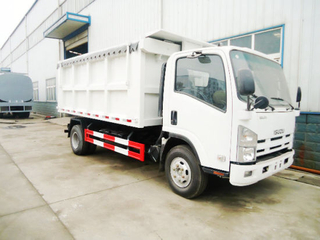 Isuzu 4X4 All Wheel Drive Dump Truck Sale