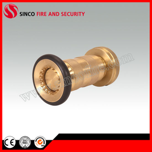 Female 1.5 Inch Bsp/Nh Spray Jet Fire Nozzle