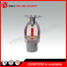 68 Celsius Degree Dn15 Pendent Fire Sprinkler