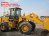 Used Caterpillar 962H wheel loader cheap on sale in Shanghai