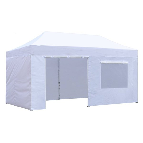 10x20ft Portable Canopy Tent Party Tent With Roller Bag