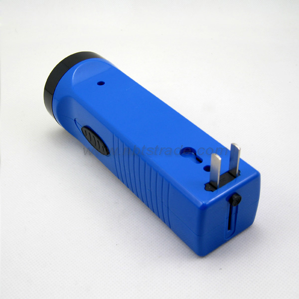 Multi Function Rechargeable LED Torch