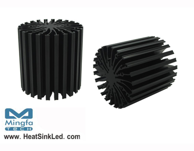 EtraLED-EDI-7080 for Edison Modular Passive LED Cooler Φ70mm