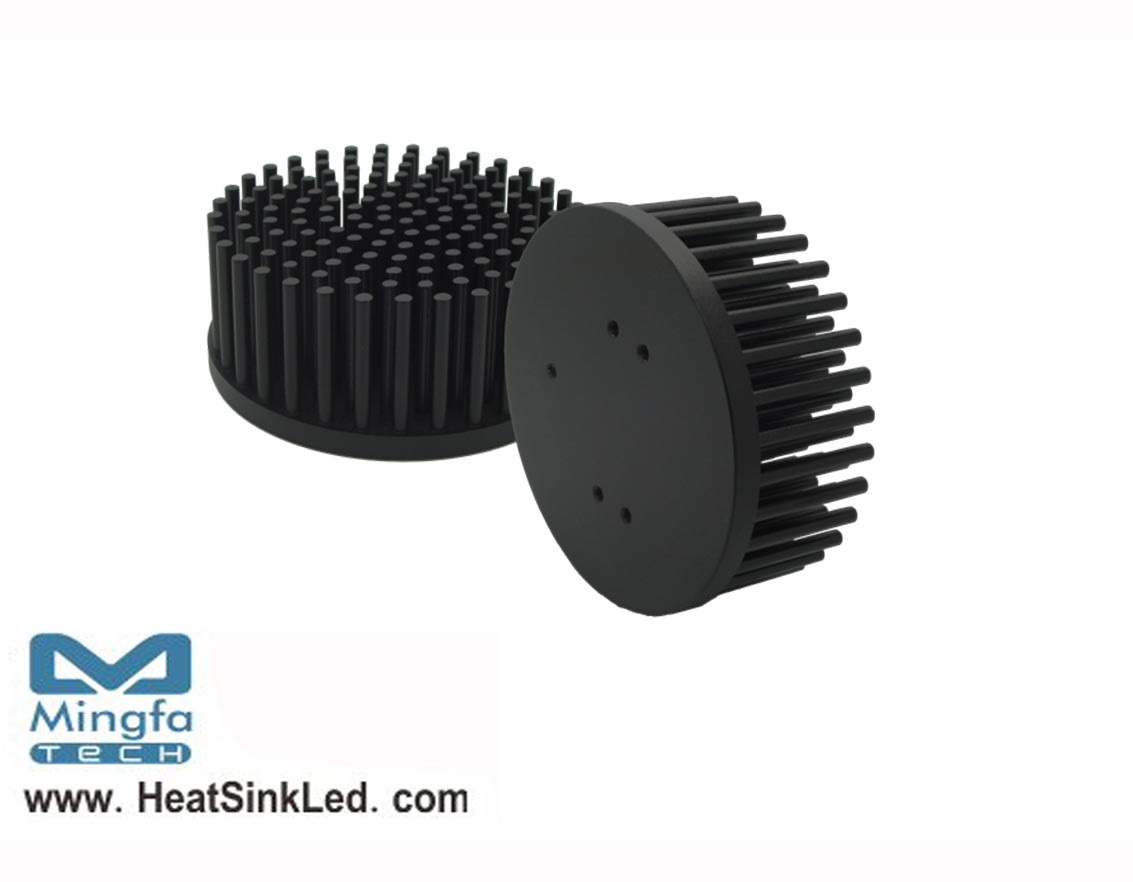 XSA-325 Pin Fin LED Heat Sink Φ78mm for Xicato
