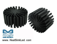 EtraLED-LUM-8550 LumiLEDs Modular Passive Star LED Heat Sink Φ85mm