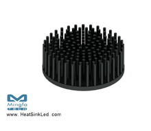 GooLED-EDI-8630 Pin Fin Heat Sink Φ86.5mm for Edison