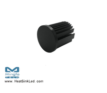 xLED-ADU-4550 Pin Fin LED Heat Sink Φ45mm for Adura