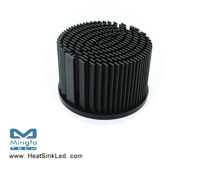xLED-GE-8050 Pin Fin Heat Sink Φ80mm for GE