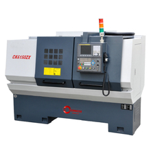 CNC Lathe Machine Model:CK6140ZX