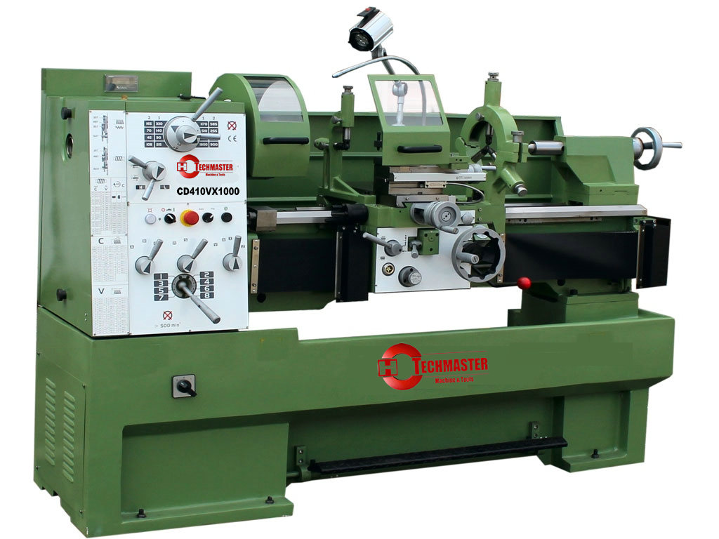 VARIO INDUSTRIAL LATHE MACHINE FOR METAL CD410Vx1000