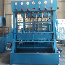 Rotate Type Hydro Testing Machine for LPG Gas Cylinder Manufacturing Line