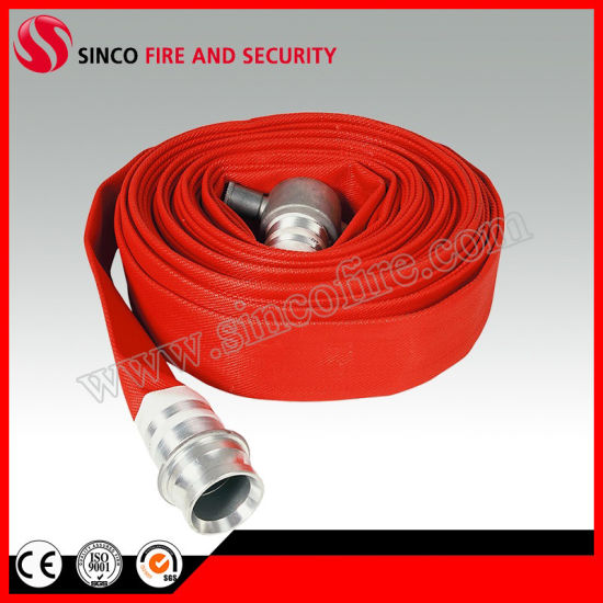 Fire Hose with Fire Hose Fittings and Adapters