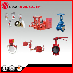 Security and Protection Products for Fire Fighting