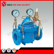 Ductile Iron Epoxy Coating Pressure Reducing Valve