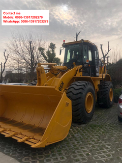 Wheel Loader Cat 966h for Sale