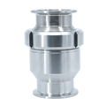 Why Users Prefer Sanitary Check Valves with Union Connection?