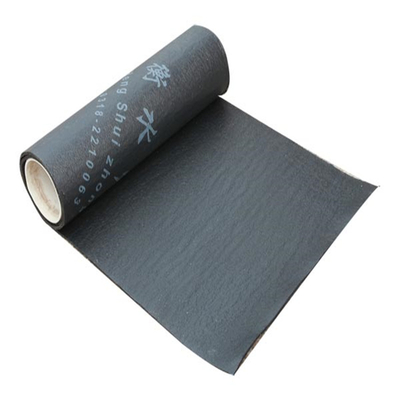 5.0mm Thickness Reinforced Bitumen Waterproof Membrane with Mineral /Sand /Aluminum Surface (ISO)