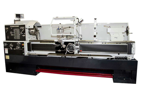 VARIABLE SPEED PARALLEL LATHE CE460X1000