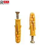 China high quality nylon expansion nail/expansion anchor