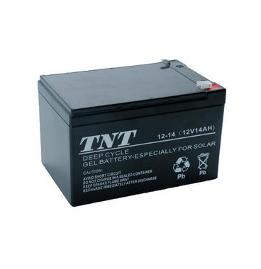 12V 14Ah Lead Acid AGM MF Battery for Solar And UPS System