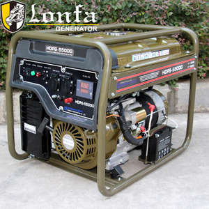 High Quality HONDA design Portable 5500 6500 13hp 15hp Gasoline Petrol Gas Generator