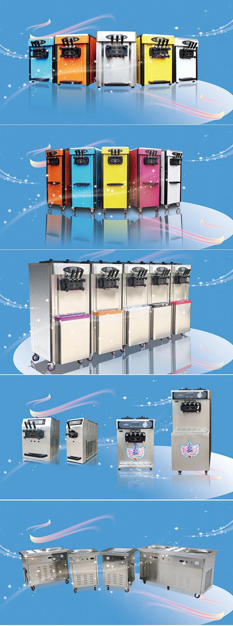 Multi-color table top soft ice cream machine .jpg_.webp