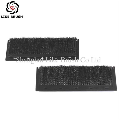 Cable Pass Through Panel Brush Strip