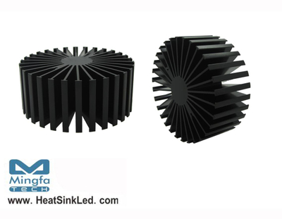 SimpoLED-EDI-11750 for Edison Modular Passive LED Cooler Φ117mm