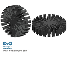 EtraLED-LUN-9620 for Luminus Xnova Modular Passive LED Cooler Φ96mm