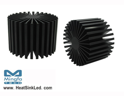 SimpoLED-ADU-11780 for Adura Modular Passive LED Cooler Φ117mm