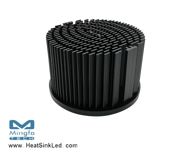 xLED-ADU-8050 Pin Fin LED Heat Sink Φ80mm for Adura