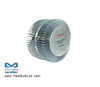 HibayLED-SHA-230126 Sharp Modular vacuum phase-transition LED Heat Sink (Passive) Φ230mm