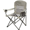 Iron Steel Portable Camp Chair with Cup holder
