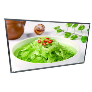 High brightness 27'' open frame lcd panel with power supply unit AD board