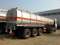 Tri Axles Trailer Tanker with Insulation Layer for Heat Bitumen, Liquid Asphalt, Coal Tar Oil, Crude Oil Transport Tank Capacity 30, 000L-45, 000liters 12wheels