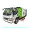 JAC 5cbm Mechanical Road Sweeper 4m3 Dustbin, 1.5m3 Clean Water Tank