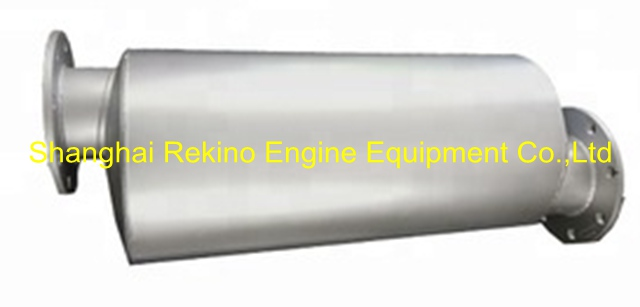 3055653 silencer muffler KTA19 Cummins engine parts
