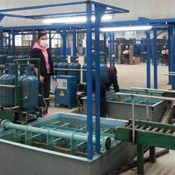 Auto Leakage Testing Machine for LPG Cylinder Production Line